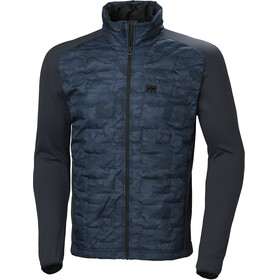 Helly Hansen Lifaloft Hybrid Insulator Jacket Men Graphite Blue Camo